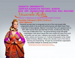 Yewande Austin_African American History Month Kickoff(3)
