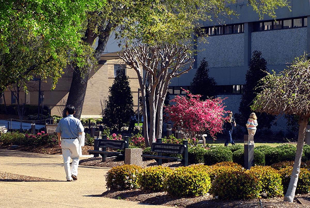 AU campus