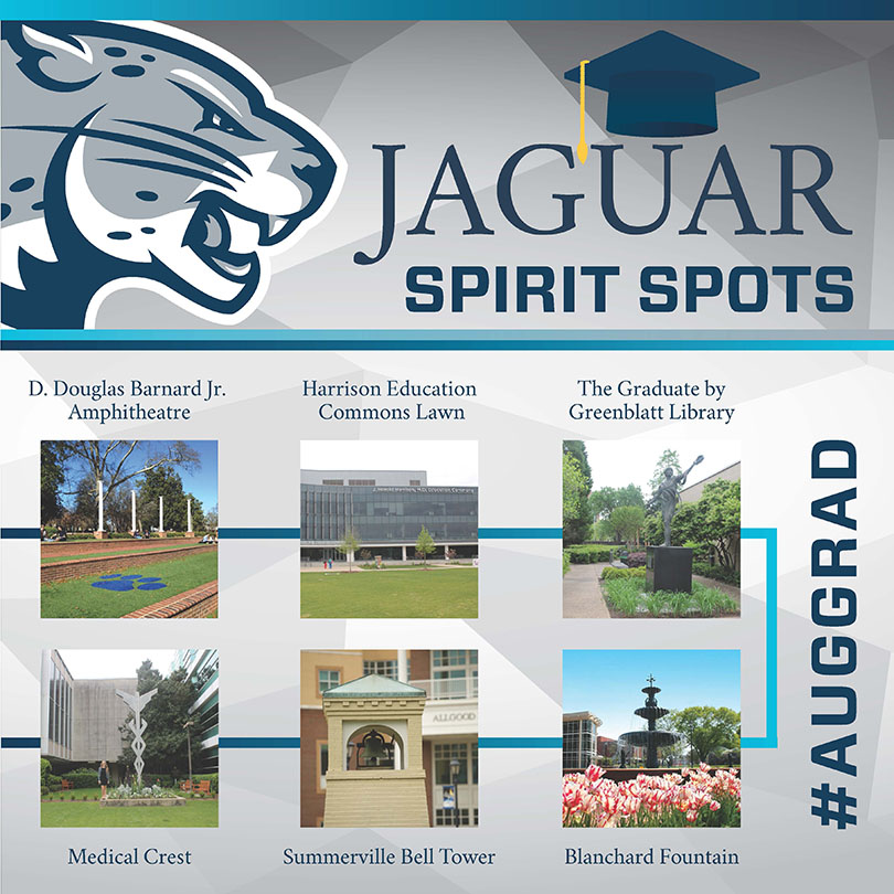 Campus Spirit Spots