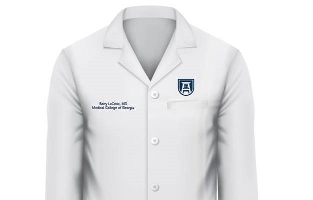 The JagStore on the Health Sciences Campus is currently accepting orders  for new Augusta University-branded lab coats.