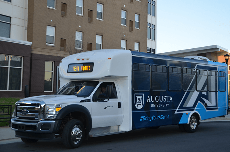 New app helps track the JagExpress Transit buses – Jagwire