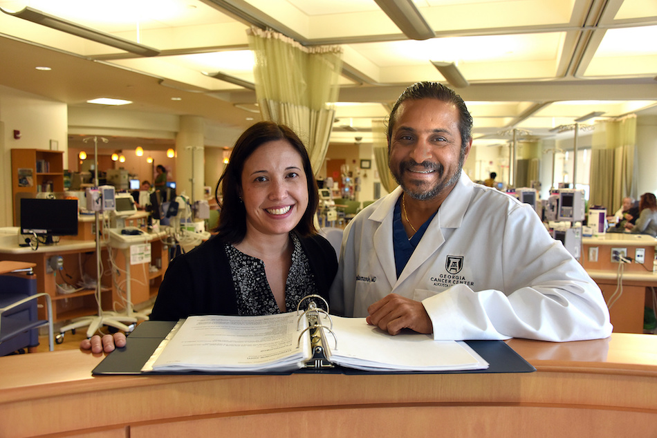 State's first gynecologic oncology fellowship starts at MCG this
