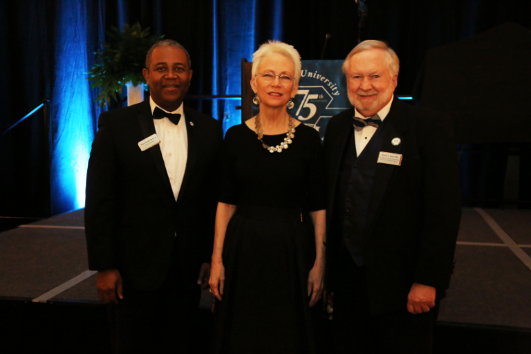 photo from article College of Nursing Celebrates 75 Years at Gala