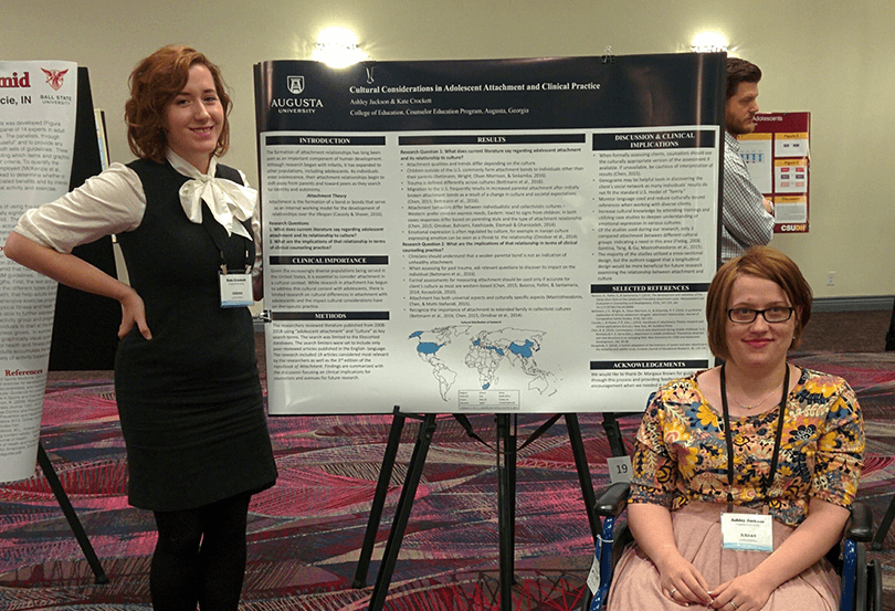 Students Present At 21st Annual American Association Of Behavioral