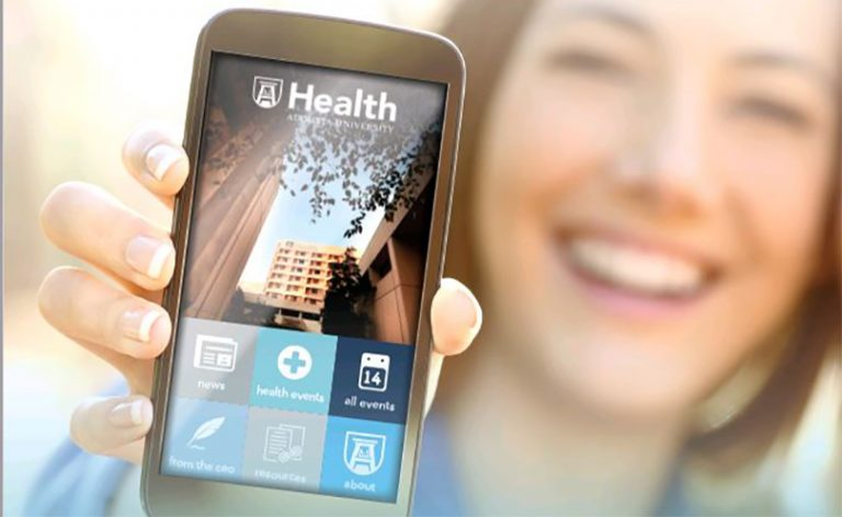Don't miss today's AU Health News App launch events