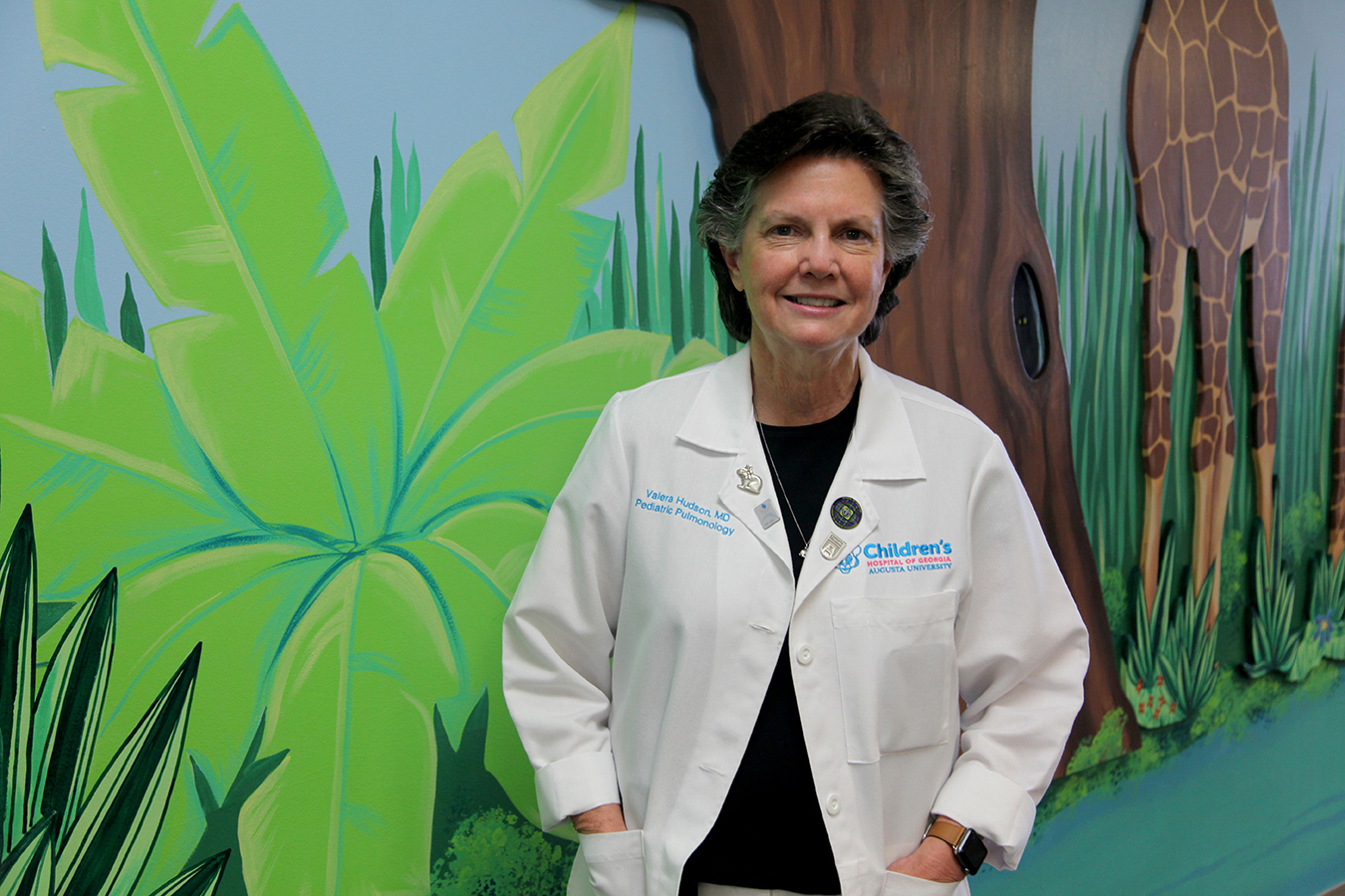 Hudson named chair of MCG Department of Pediatrics – Jagwire