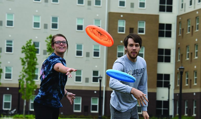 Say hello to JagNation, Augusta University's blog for all things student life