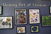 Art exhibit unveiled at Children's Hospital