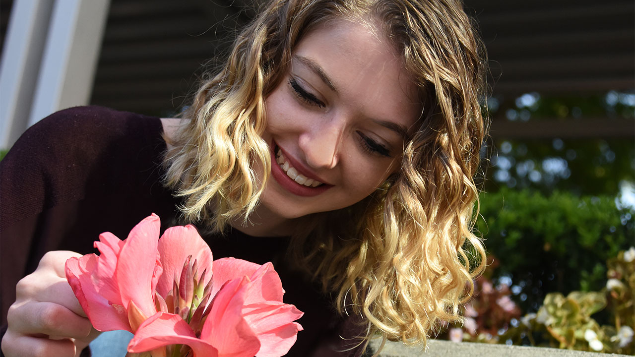 To the amazement of her family and her doctors, a surgery to correct Anna Grace Tully's tethered spinal cord somehow awakened her sense of touch.