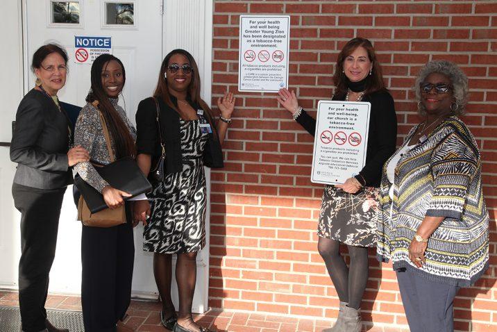 photo from article Georgia Cancer Center advances tobacco cessation in rural Georgia