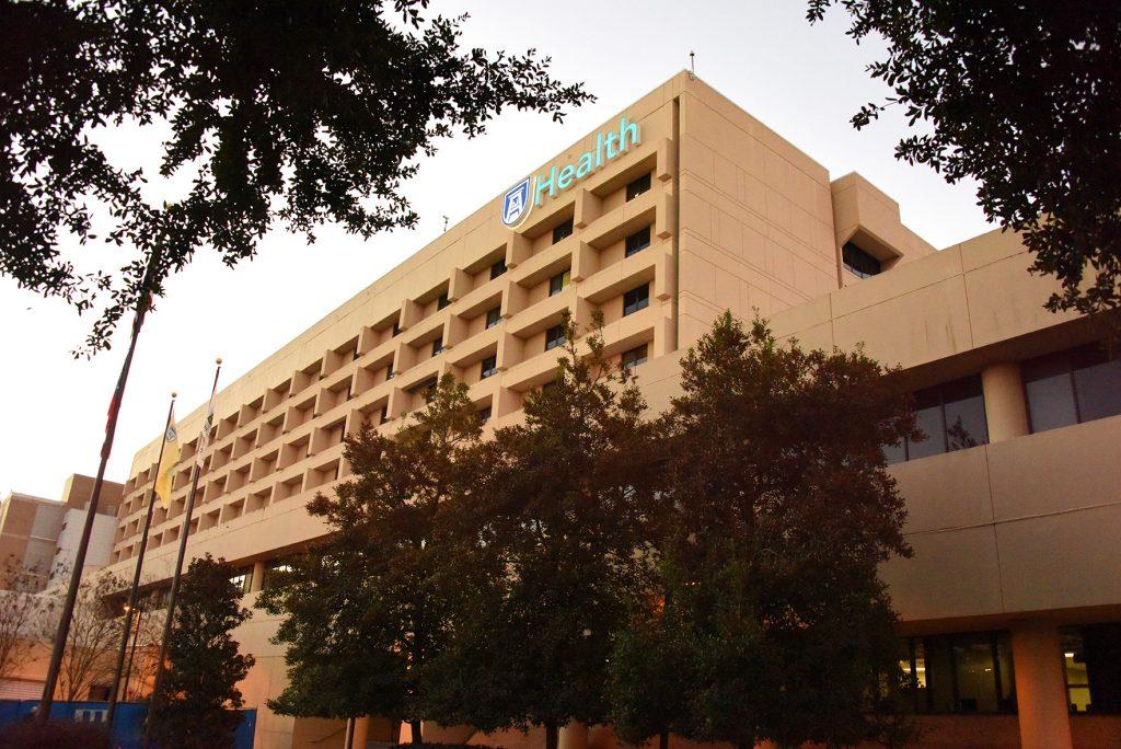 AU Health Medical building