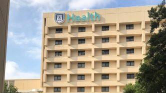 AU Health building