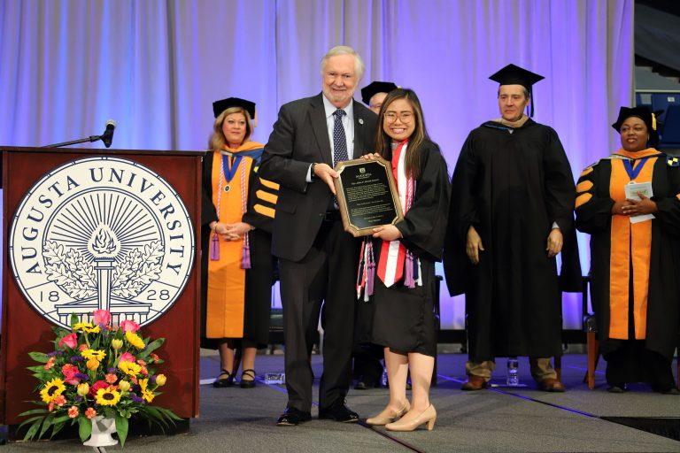 photo from article College of Nursing student receives prestigious Beard Award