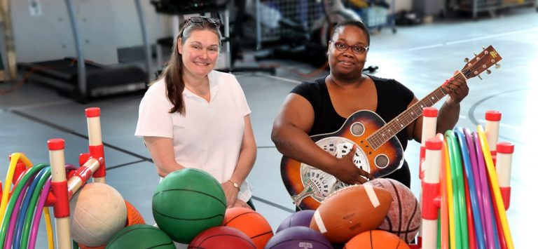photo from article Supervised fun, exercise both provide psychosocial benefit to children with obesity