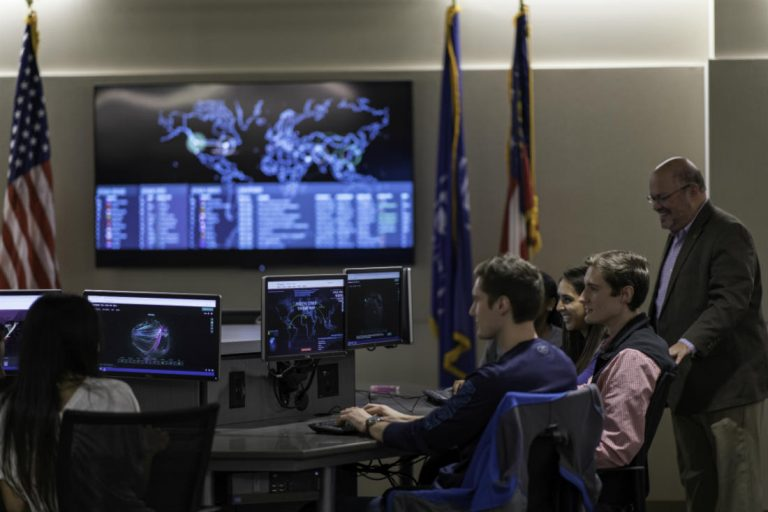 School of Computer and Cyber Sciences students receive prestigious Department of Defense scholarship
