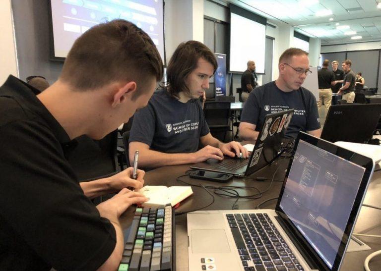 Augusta University hosts inaugural Southeastern Regional Collegiate Penetration Testing Competition