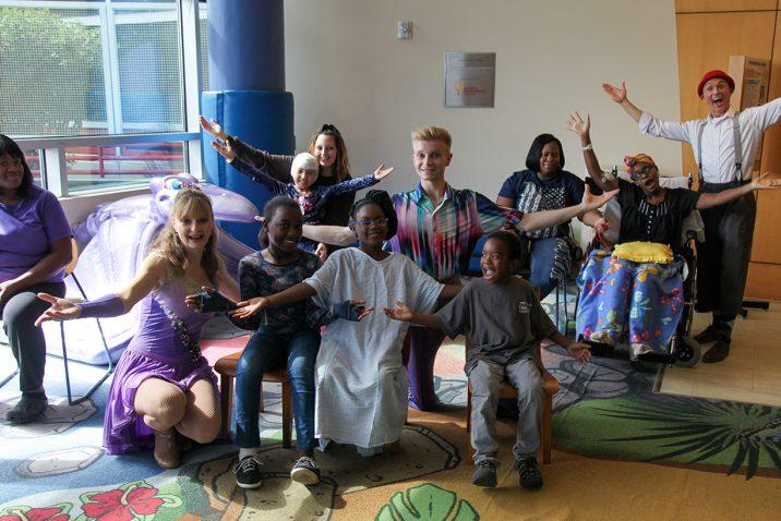 kids and circus