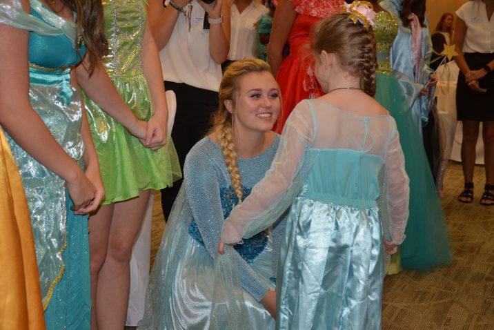 girl meets princess