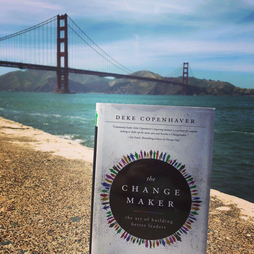 Book in San Francisco.