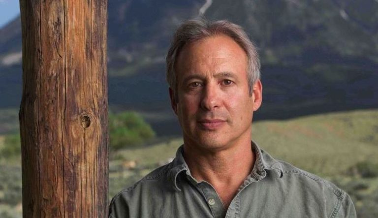 photo from article Adventure novelist Peter Heller to give keynote speech at Augusta University Writers Weekend