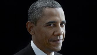 A photo of former President Barack Obama.