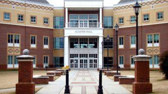 Photo of Allgood Hall