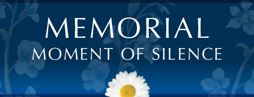 sign that says memorial