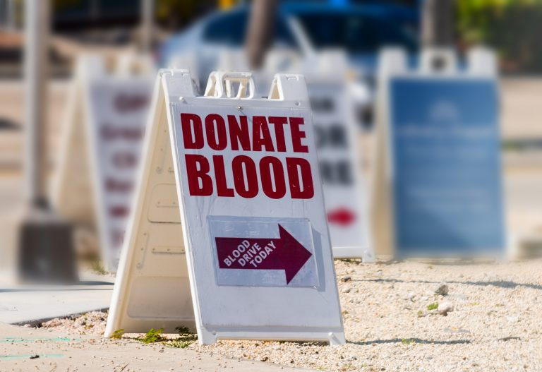 Blood donors needed now more than ever; donation event set for June 11