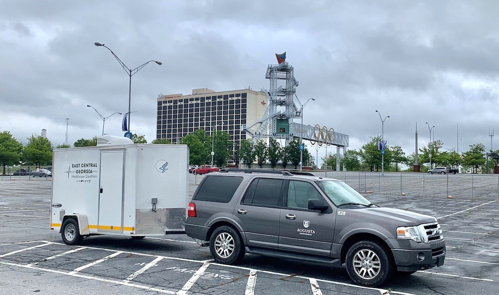 AU Truck in Atlanta