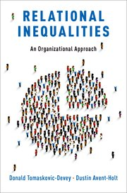 cover of Relational Inequalities
