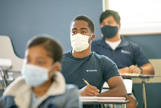 Featured Image for AAMI receives grant funding to continue support of Black male students
