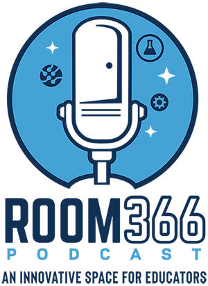 Room 366 podcast logo