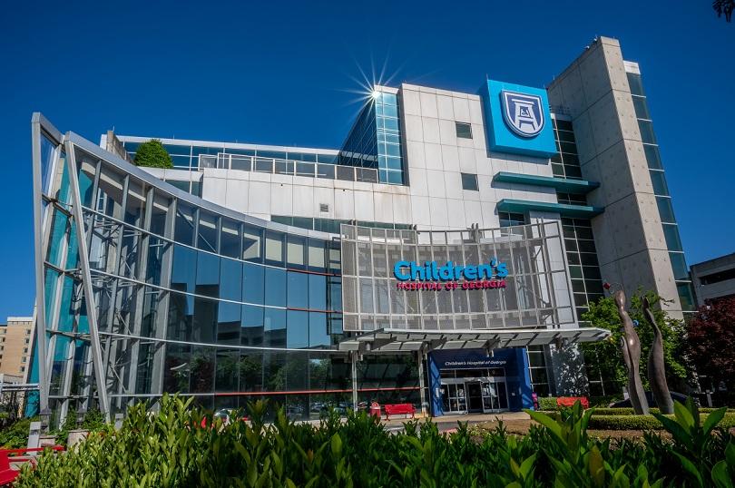children's hospital building