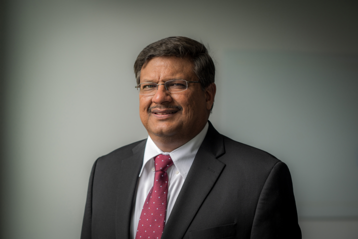 photo from article Agrawal named School of Computer and Cyber Sciences associate dean for research and graduate education