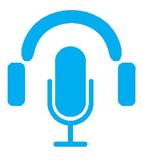 headphone and microphone icon