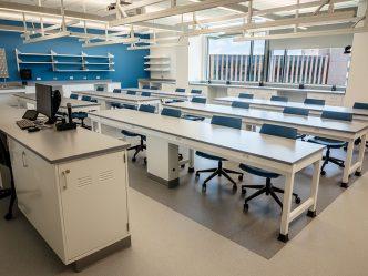 empty lab
