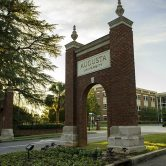 Augusta University entrance